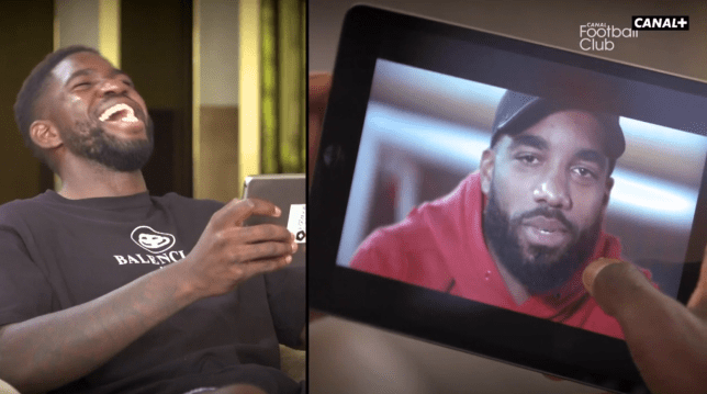 Samuel Umtiti explains why Arsenal transfer didn't happen and laughs at Alexandre Lacazette