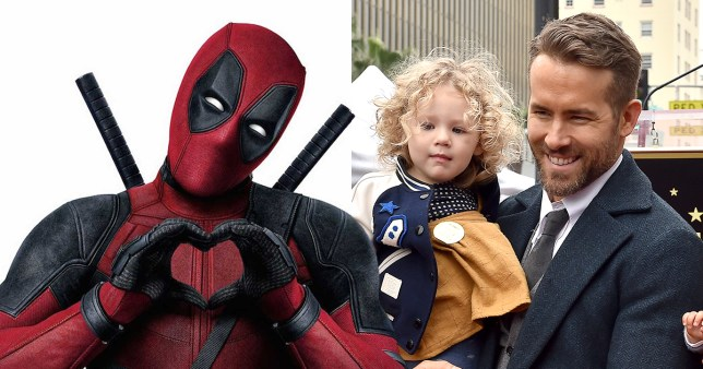 Ryan Reynolds reveals the cheeky trick he uses on his daughters wanting to watch R-rated Deadpool