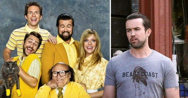 It's Always Sunny's Rob McElhenney aims to make sure Mac's horrid after coming out