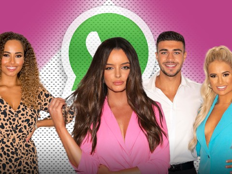Maura Higgins admits Love Island WhatsApp group is basically dead and we're in mourning