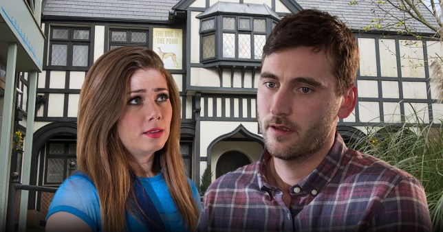 Hollyoaks spoilers: Maxine takes drastic action