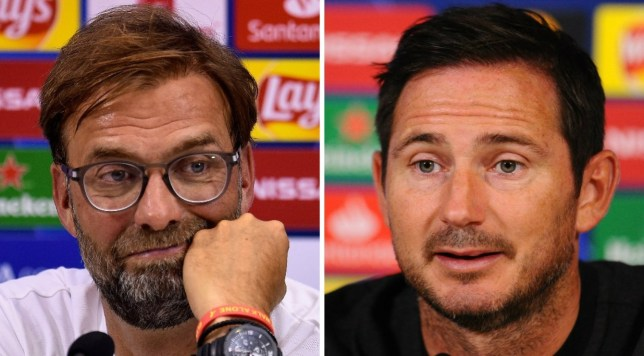 Liverpool take on Napoli, while Chelsea host Valencia in the Champions League