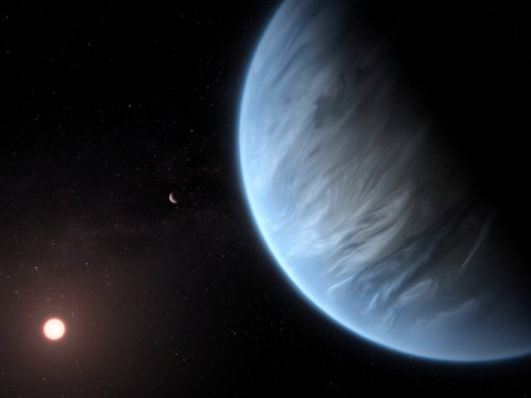 Alien life will be found 'within the next few decades', Nasa study claims