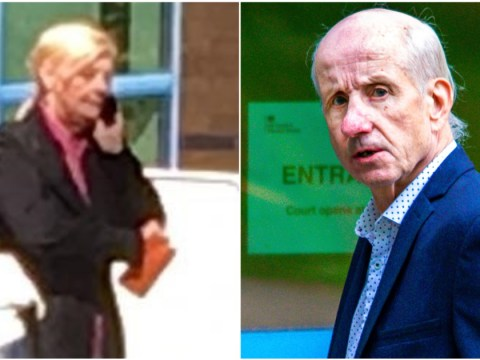 Pair spared jail for performing sex acts on a rush-hour train