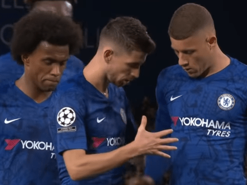 Willian speaks out on penalty row with Ross Barkley during Valencia defeat