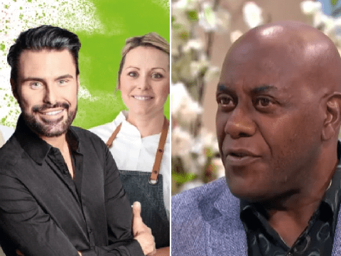 Rylan Clark-Neal thanks Ainsley Harriott for support as he's confirmed as replacement for Ready, Steady, Cook reboot