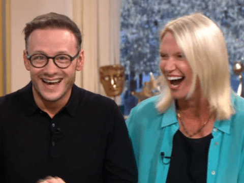 Strictly Come Dancing's Anneka Rice shocked by what's in Kevin Clifton's pocket: 'What's that?'