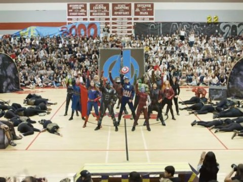 Avengers tribute dance goes viral with Iron Man, Spider-Man and Hulk cutting a rug