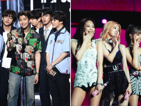 BTS and BLACKPINK are flying the flag for K-pop as they score three nominations each at E! People's Choice Awards