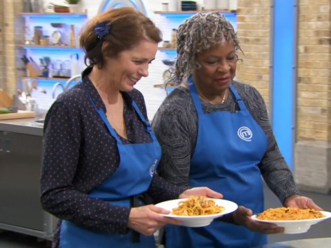 Celebrity MasterChef fans call out 'unfair' challenge as women's team gets 'harder dish'