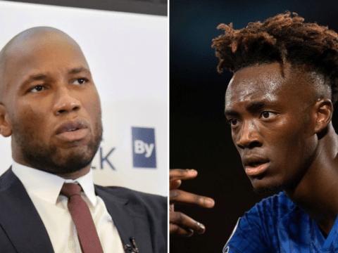 Didier Drogba reveals the role he played in Tammy Abraham's rise at Chelsea