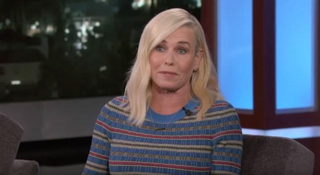 Chelsea Handler on Jimmy Kimmel
