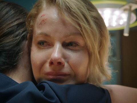Holby City review with spoilers: Chloe is attacked by evil Evan, and Ric collapses