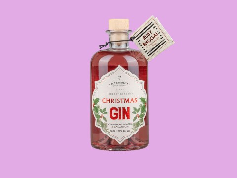The Old Curiosity Distillery and GBBO star Ruby Bhogal are teaming up for a Christmas gin