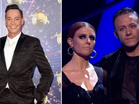 Craig Revel Horwood apologises to Stacey Dooley after suggesting Strictly contestants 'sleep with dance partners'