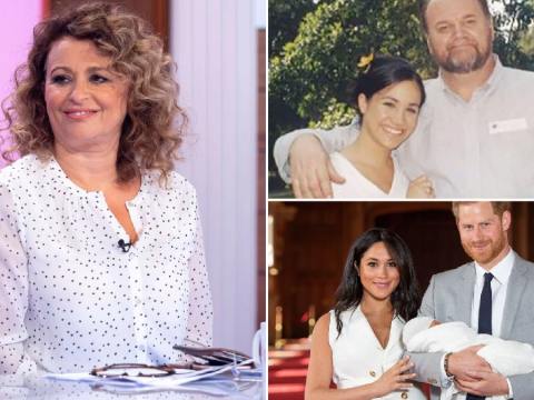 Nadia Sawalha slams Meghan Markle's 'toxic' family and backs decision for Duchess to cut them off