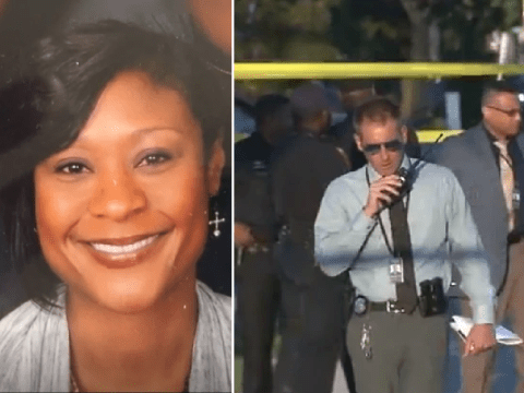 Mother shot dead in front of teenage son by road rage driver