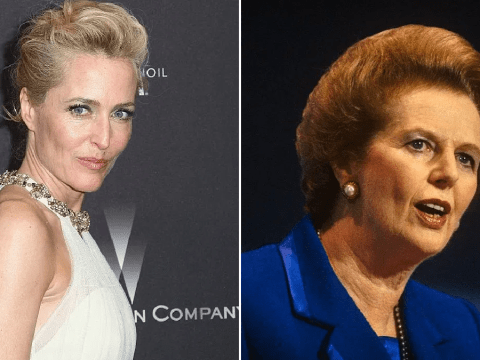 Gillian Anderson confirmed to play Margaret Thatcher in The Crown series 4