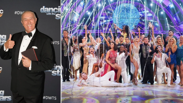 Len Goodman and Strictly 2019 cast