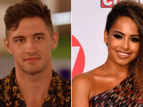 Love Island winner Greg O'Shea's seat is left empty at TV Choice Awards as he skips out on bash after Amber Gill split