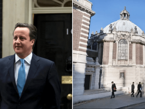 David Cameron admits to being 'off his head' on dope at Eton