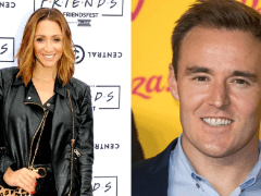 Ex Corrie star Lucy-Jo Hudson 'fears Alan Halsall will spill marriage deets on I'm a Celeb