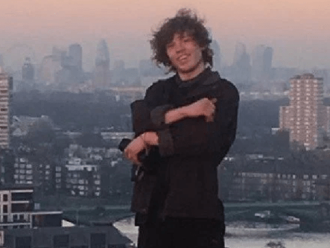 Free-runner dies after falling from eight-storey scaffolding in central London