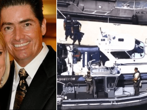 'Drunk' millionaire 'ran over and killed his own child, 11, with a boat'
