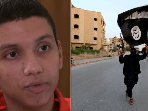US 'Isis fighter' locked up in hellhole prison demands he be forgiven and brought home to America