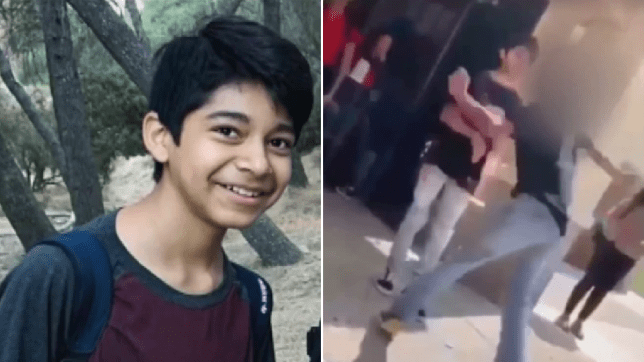 Bullied schoolboy 'will need miracle to survive' after he was punched into concrete pillar