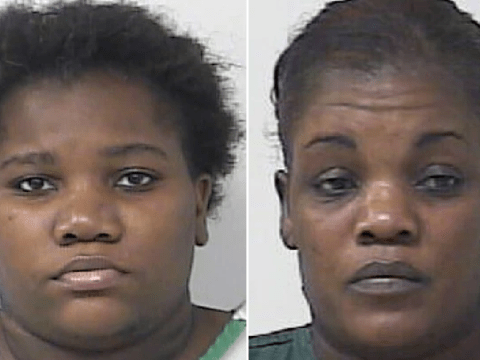Girl, 4, stabbed boy, 9, in head 'after mother and grandma left them home alone'