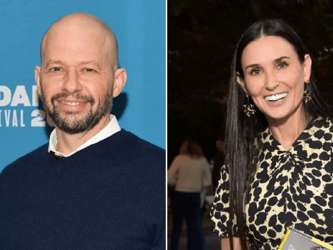 Jon Cryer denies Demi Moore 'took his virginity' but insists he has 'no regrets' over their romance