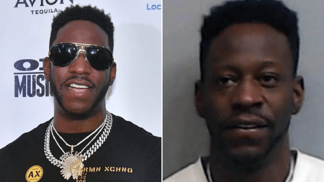 American rapper Young Dro has reportedly been jailed after smashing banana pudding in his girlfriend's face.