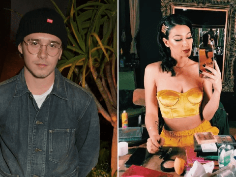 Lexy Panterra is 'not interested in rekindling relationship' with Brooklyn Beckham despite meeting up
