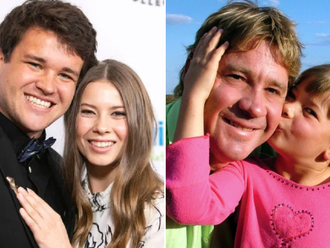 Bindi Irwin wants late dad Steve to be a 'big part' of her wedding to fiancé Chandler Powell