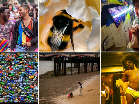 28 images from largest crowdsourced photo exhibition show life for millennials in modern Britain