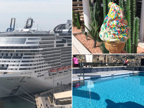 Why you need to head for a cruise holiday on the MSC Bellissima