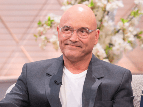 MasterChef's Gregg Wallace fears he'll be mistaken for son's granddad at school gates