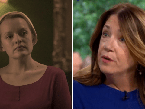 The Handmaid's Tale star Ann Dowd defends Aunt Lydia orchestrating serial rape