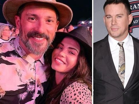 Jenna Dewan 'told ex Channing Tatum about pregnancy' before announcement as he 'supports' baby news