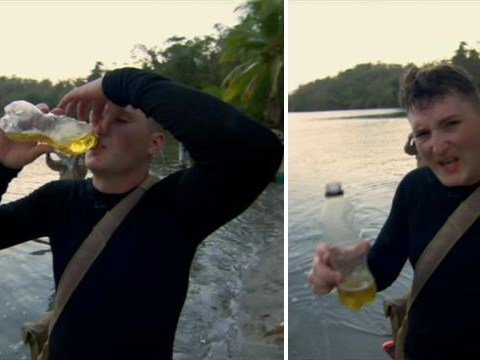 Treasure Island with Bear Grylls star leaves viewers disgusted as he chugs own urine: 'Tastes like heaven'
