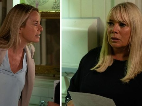 EastEnders spoilers: Mel Owen blackmails pregnant Sharon Mitchell over baby secret