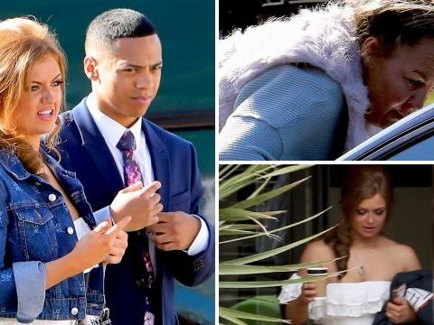 EastEnders spoilers: Karen Taylor's arrest destroys Keegan Baker and Tiffany Butcher's secret wedding?