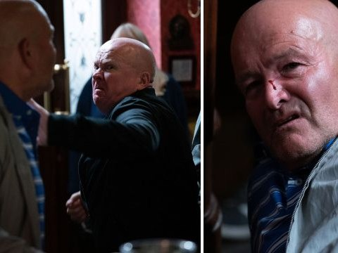 EastEnders spoilers: Phil Mitchell defends Callum Highway and punches his homophobic dad Jonno