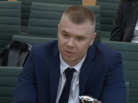 Ex-Jeremy Kyle contestant claims show 'ruined his life' as he gives evidence to MPs: 'I wish I could die'