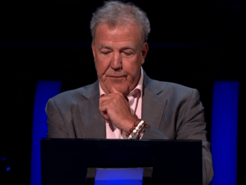 Jeremy Clarkson trolls Who Wants To Be A Millionaire? contestant's phone a friend as he finally gets answer right