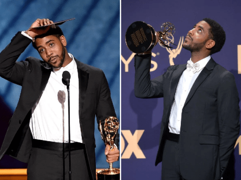 Jharrel Jerome becomes first Afro-Latino to bag Emmy acting win as he dedicates award to When They See Us' Exonerated Five