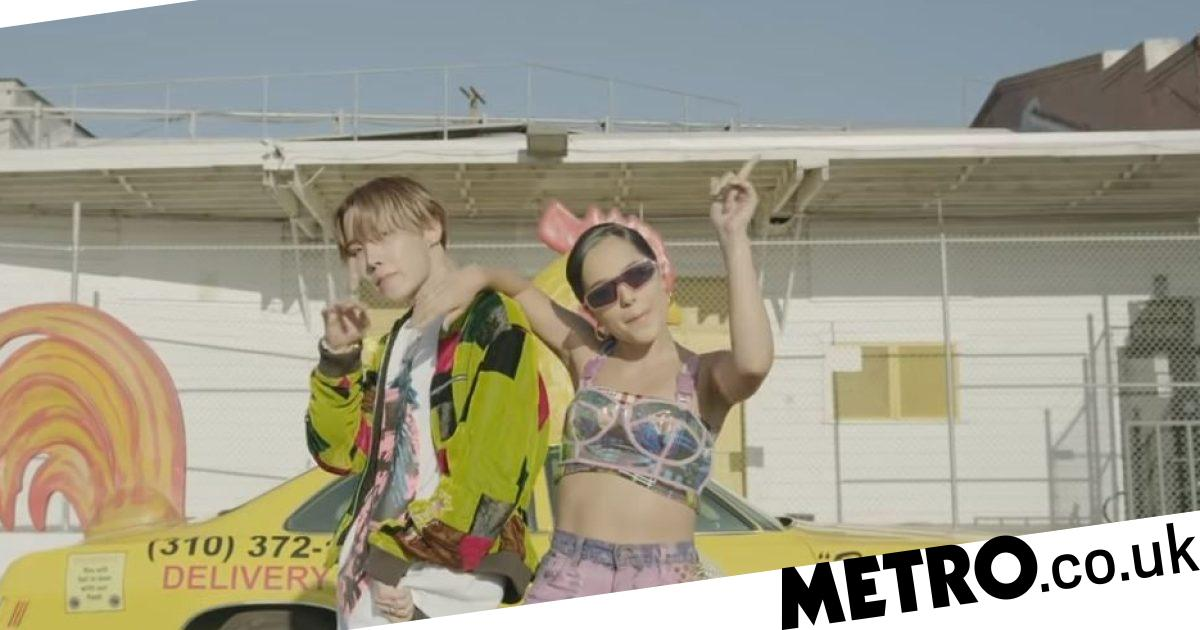 BTS fans in for Tik Tok challenge after J-Hope and Becky G's Chicken Noodle Soup