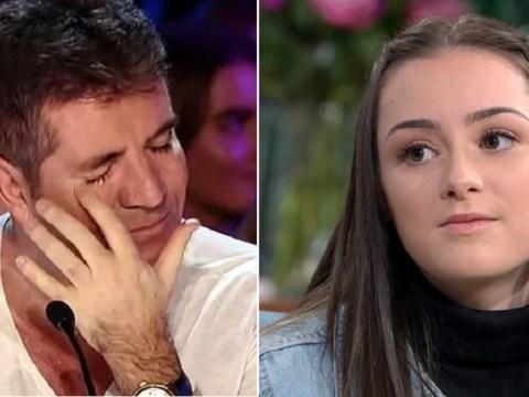 MerseyGirls dancer Julia Carlile breaks silence over emotional BGT reunion with Simon Cowell