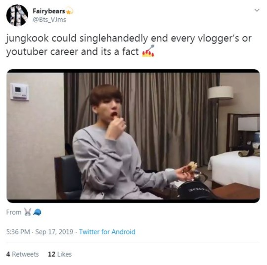 BTS' Jungkook 'ends YouTubers' careers' as he tries hand at vlogging